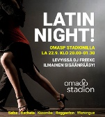 W-Mediat Oy Latin Night!