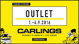 Carlings Oy Outlet